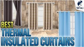 10 Best Thermal Insulated Curtains 2018
