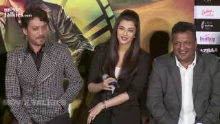 Jazbaa Movie 2015 | Aishwarya Rai | Irrfan Khan | Full Promotions