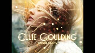 Ellie Goulding    Black And Gold Right Hand Barber