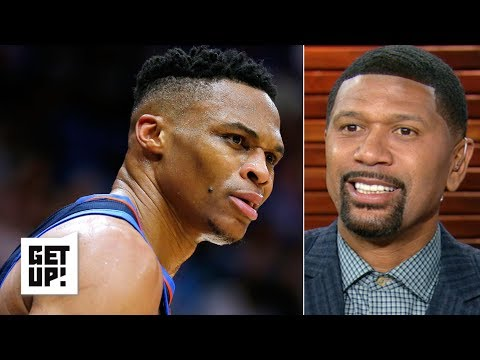 Is Russell Westbrook right about NBA players needing more protection from fans? | Get Up! thumbnail