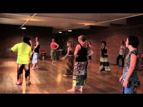 3 - African Dance