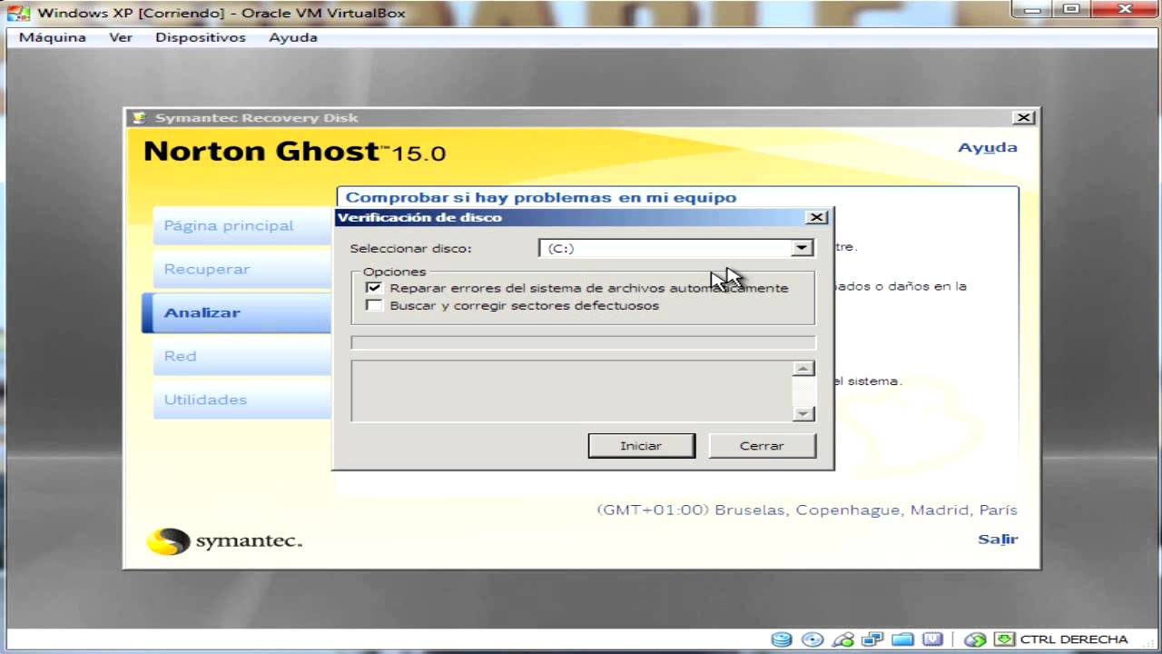 norton ghost 15.0 key