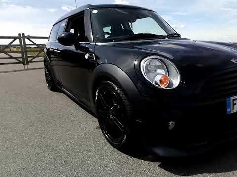 For Sale 2009 Mini Cooper Clubman Jcw Black R55 R56 Stealth Black