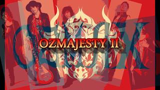 """説明臼井OZMA孝文率いる【OZMA-X】の待望の2nd Single""""OZMAJESTYⅡ""""のPV ..."""