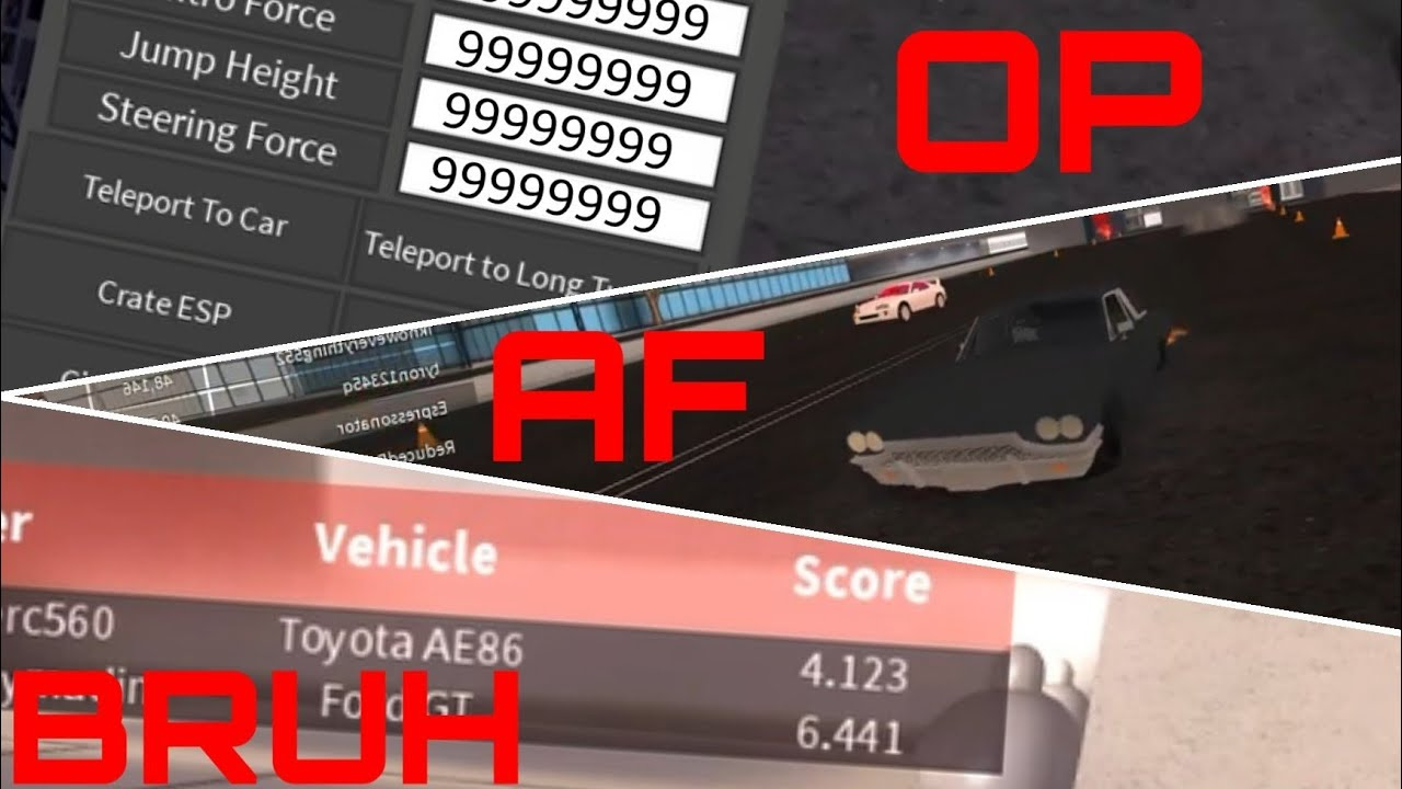 roblox vehicle simulator hacks