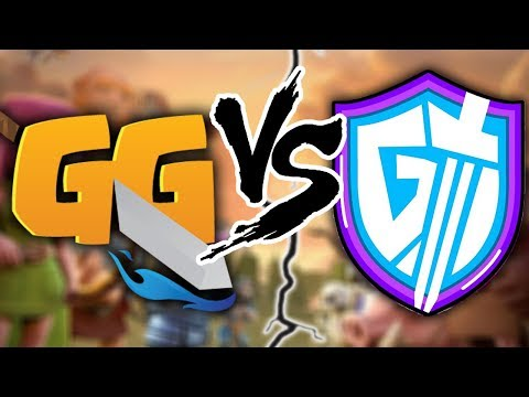 GENERAL TONY vs. GALADON - An HISTORIC Clan War in Clash of Clans!