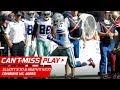 Ezekiel Elliott's 72-Yd TD & Safety Jeff Heath Kicks the Extra Point!   Can't-Miss Play   NFL Wk 7