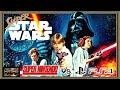 Super Star Wars!! SNES vs PS4!!   Dad's Games