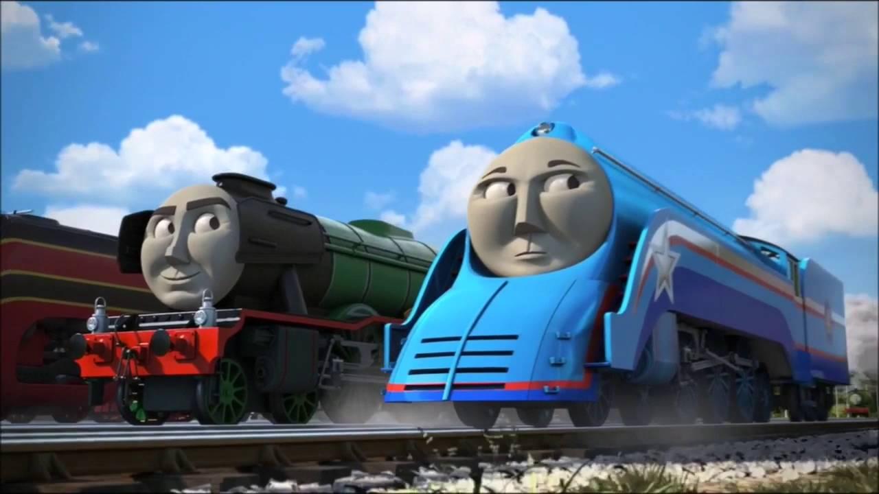 Uncategorized Thomas And Friends Gordon thomas friends the great race clip gordon blows up youtube
