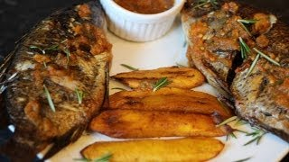How To Make Grilled Tilapia Fish