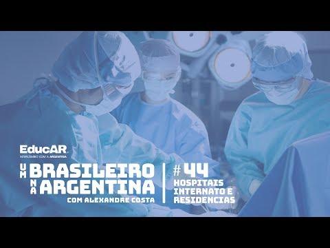 Um Brasileiro na Argentina / Ep.#44 - Hospitais, Internato e Residências!