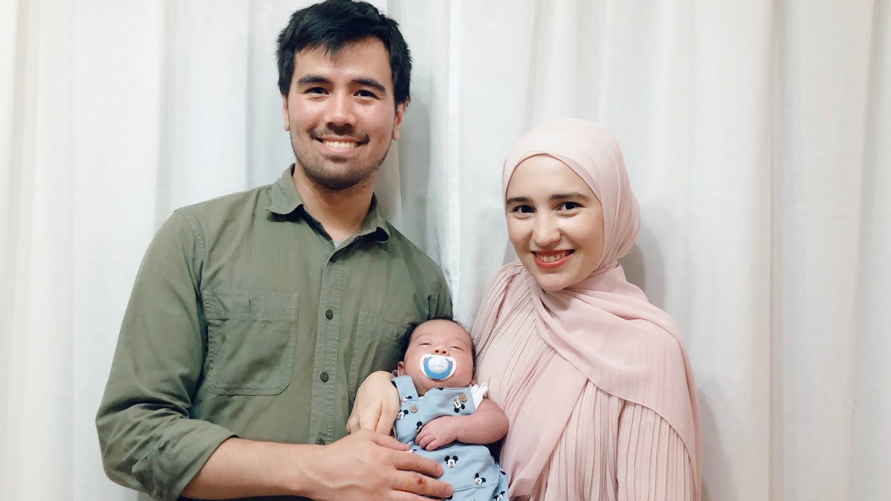 Newborn Baby Umar from 0 to 2 months - Our New Chapter