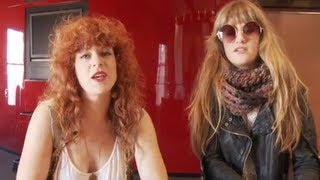 Deap Vally talk fave songs, fan sex tales and walks of shame | Moshcam