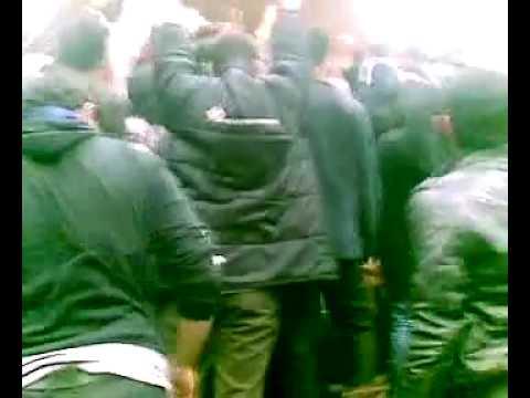 Iran Kerman 8 Dec 09 (17 Azar) student protest P2