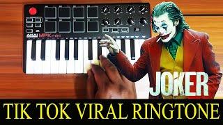 Joker Tiktok Viral Song Remix Ringtone By Raj Bharath