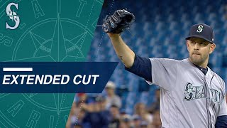 Extended Cut: Final out of Paxton's no-hitter