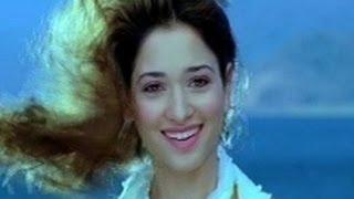 racha songs trailer - oka padam song - ram chara thamanna
