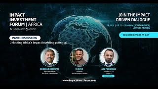 Unlocking Africa's Impact Investing potential
