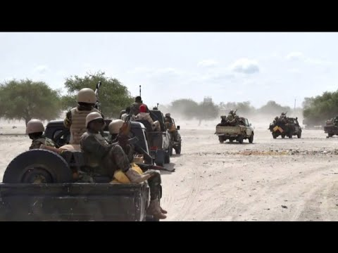 Terror groups take hold in Niger