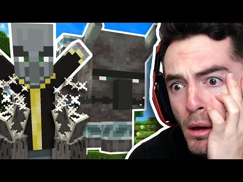 I Tried To Defend A Raid In Minecraft Survival (#4)