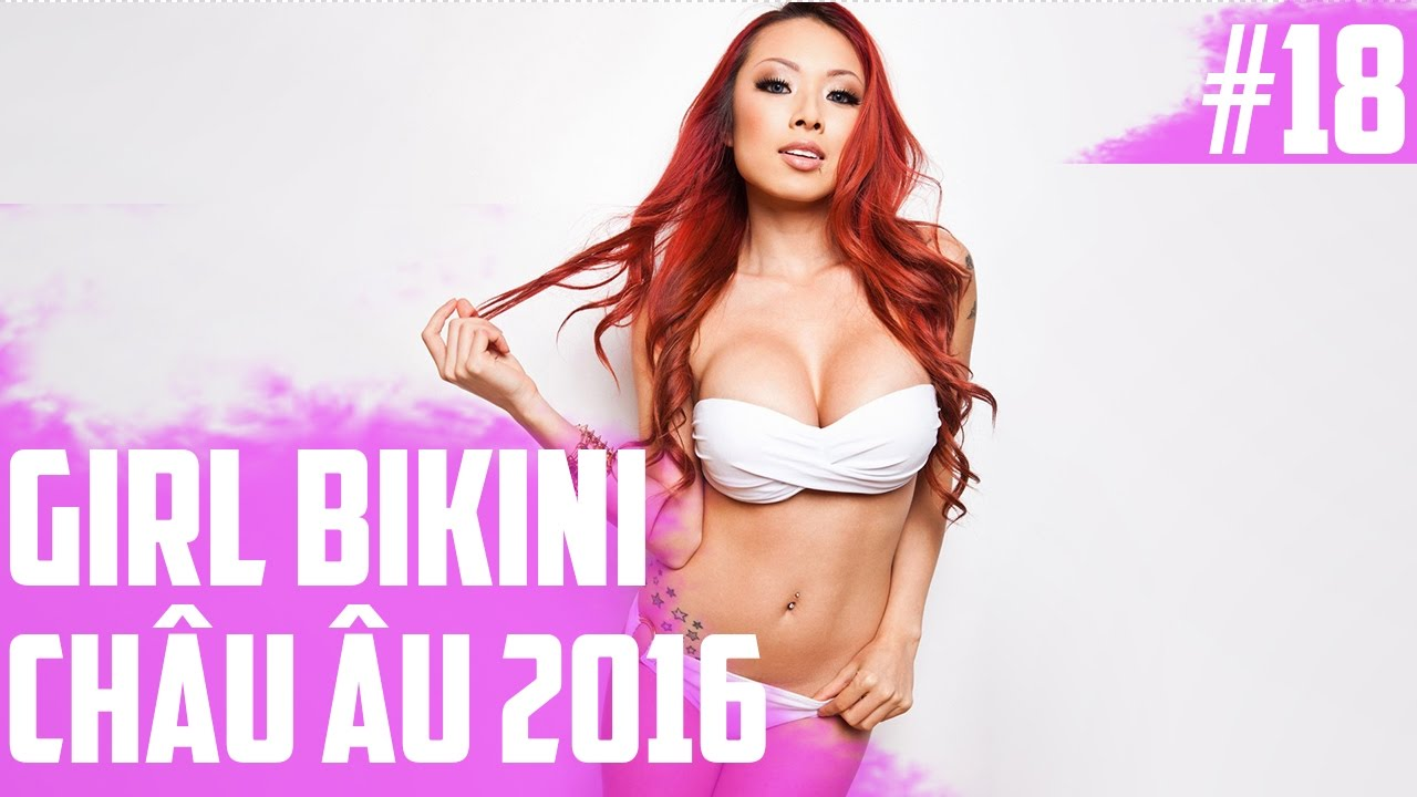 Hình Ảnh Gái Đẹp | Gái Bikini Châu Âu 2016 | Part 18