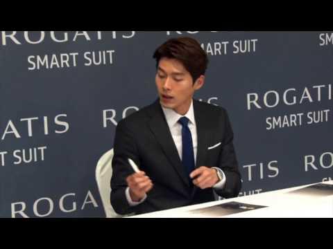 현빈 팬사인회 (Hyun Bin Fan Sign Event) 현장
