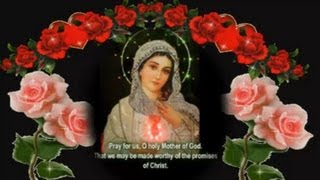 Mother Dear, O Pray For Me ✤ Divine Hymn