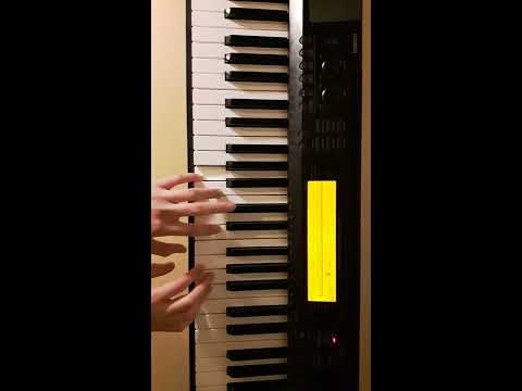 A7#9 - Piano Chords - How To Play