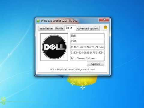 windows loader v2 2.1 by daz