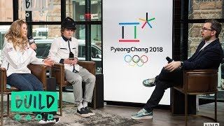 Red Gerard & Jessie Diggins Drop In To Chat About The 2018 Winter Olympics