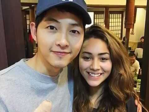 DATING! Song Hye Kyo's Family Mother Father | Song Joong Ki Meeting