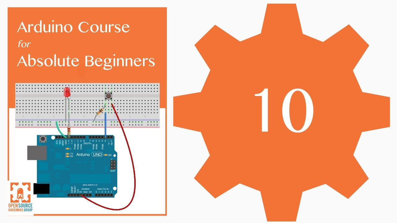 Tutorial 10 Fade An LED Arduino Course For Absolute Beginners ReM