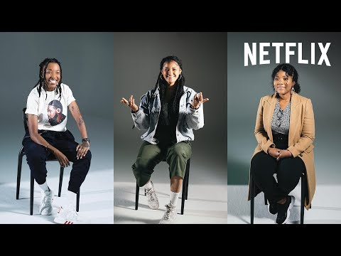 Why I Drew This | Strong Black Lead | Netflix South Africa