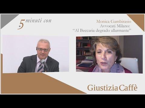 """Avvocati Milano: """"Al Beccaria degrado allarmante"""""""
