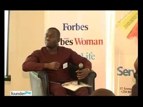 Founder2be Lagos | Q & A Session with Raphael Afaedor and Nwachukwu Onyeaso
