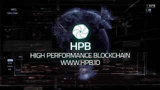 High Performance Blockchain HPB Introductionary Video