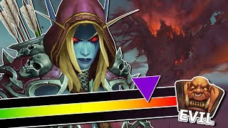 How Evil Is Sylvanas In Battle For Azeroth? Why She Is Not Your Enemy thumbnail