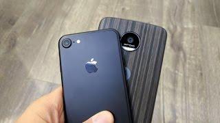 Сравнение камер iPhone 7, Moto Z Force, HTC 10 и Nexus 5X