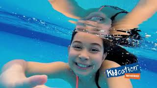 Kidcation tester Natalie lives it up at Azul Beach Resort with Sunwing