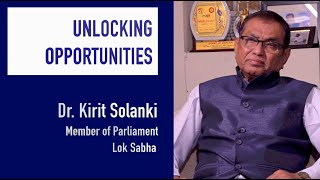 Unlocking Opportunities - with Dr. Kirit Solanki MP