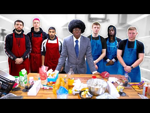 THE SIDEMEN BAKE OFF