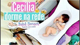 REDINHA PARA BEBÊ DA CECÍLIA | Paula Souza