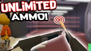 UNLIMITED AMMO GLITCH!!! *ARBEIT* (Roblox Jailbreak)