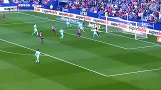 FC Barcelona VS Levante/2018 With English Commentary