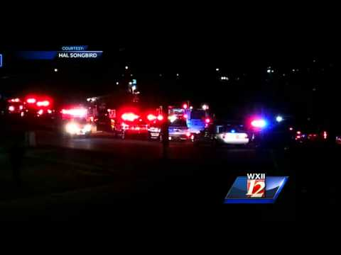Fatal Accident on Silas Creek Parkway