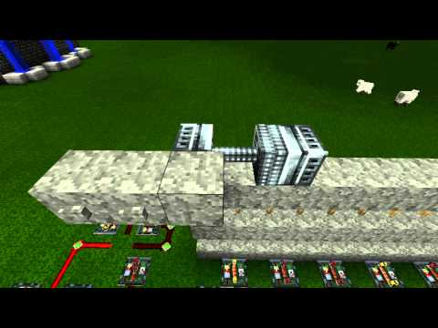 how to make a train in minecraft that moves
