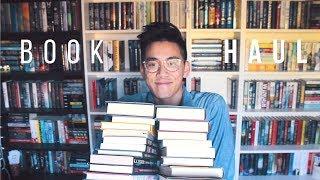 BIGGEST BOOK HAUL EVER