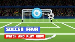 Soccer FRVR · Game · Gameplay
