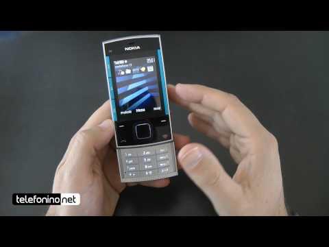 Nokia X3 videoreview da Telefonino.net