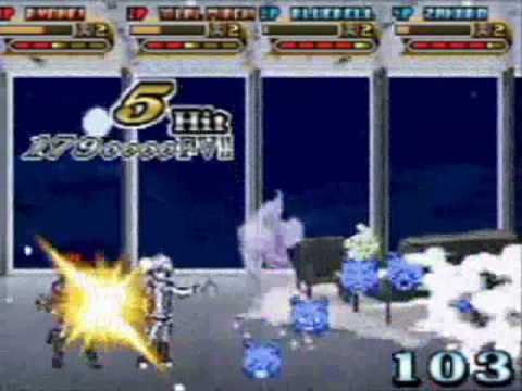 KHR! DS Flame Rumble XX Programmers Playing Part 2